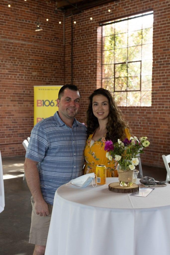 Ryan and Rachel Long, Mungo Homes - Gold Sponsor