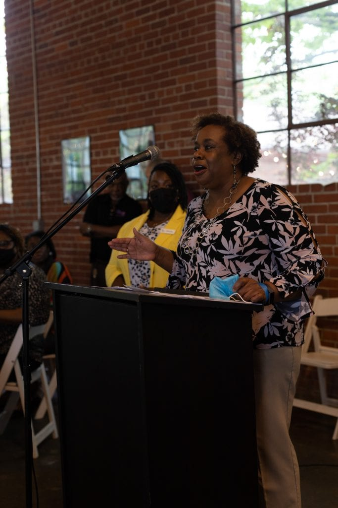 Therese Griffin, past CIS Board Member